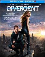 Divergent [Blu-Ray + Dvd + Digital Hd]