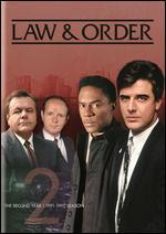Law & Order: The Second Year [6 Discs] -