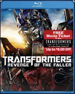 Transformers: Revenge of the Fallen [2 Discs] [Blu-ray/DVD] [Movie Money] - Michael Bay