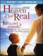 Heaven Is For Real [Blu-ray/DVD]