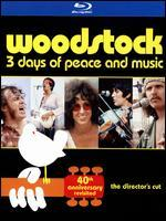 Woodstock [40th Anniversary] [Blu-ray]
