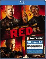 Red [Expendibles 3 Movie Cash] [Blu-ray]
