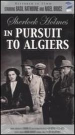 Sherlock Holmes: Pursuit to Algiers [Vhs]