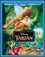 Tarzan [Bilingual] [Blu-ray/DVD]