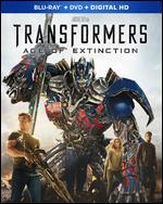 Transformers: Age of Extinction [2 Discs] [Includes Digital Copy] [Blu-ray/DVD]