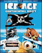 Ice Age: Continental Drift [Includes Digital Copy] [Blu-ray/DVD] [Movie Money]
