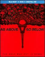As Above, So Below (1 BLU RAY DISC)