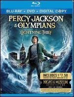 Percy Jackson & the Olympians: The Lightning Thief [2 Discs] [Includes Digital Copy] [Blu-ray/DVD]