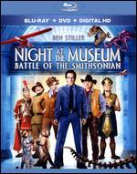 Night at the Museum: Battle of the Smithsonian [Includes Digital Copy] [Blu-ray/DVD] [With Movie Mo
