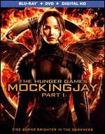 The Hunger Games: Mockingjay-Part 1 [Blu-Ray + Dvd + Digital Hd]