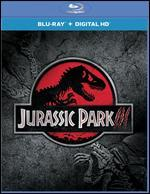 Jurassic Park III [Includes Digital Copy] [UltraViolet] [Blu-ray]