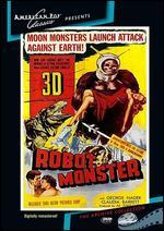 Robot Monster [Vhs]
