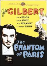 Phantom of Paris, the