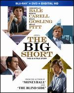 The Big Short [Includes Digital Copy] [Blu-ray/DVD] [2 Discs]