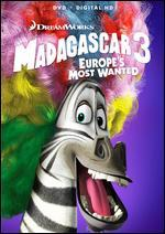 Madagascar 3: Europe's Most Wanted (Non Usa Format Region 2 Dvd + Keep Calm Retro Badge)