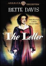 The Letter (1940) [Vhs]