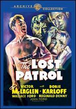 The Lost Patrol [Vhs]