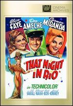 That Night in Rio [Dvd] [1941]