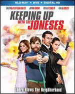 Keeping Up With the Joneses (1 BLU RAY DISC)