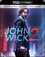 John Wick: Chapter 2-4k Ultra Hd [Blu-Ray + Digital Hd]