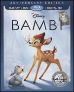 Bambi [Signature Edition] [Blu-ray/DVD]