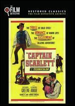 Captain Scarlett \ Mutiny (Double Feature)