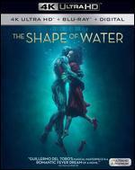The Shape of Water [Includes Digital Copy] [4K Ultra HD Blu-ray/Blu-ray]