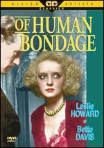 Of Human Bondage [Vhs]