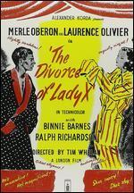 Divorce of Lady X [Vhs]