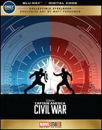 Captain America Civil War Best Buy Exclusive Steelbook