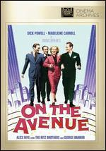 On the Avenue [Dvd] [1937]