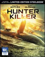 Hunter Killer (Limited Edition Steelbook) [4k Ultra Hd + Blu-Ray + Digital Hd]