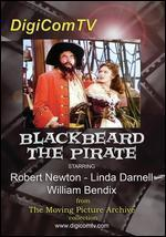 Blackbeard the Pirate-1952 (Color)