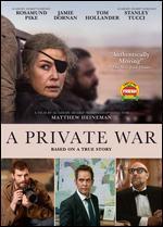 A Private War (Orginal Motion Picture Soundtrack)
