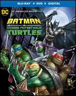 Batman Vs. Teenage Mutant Ninja Turtles (Blu-Ray)