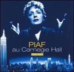 Carnegie Hall 1956-1957