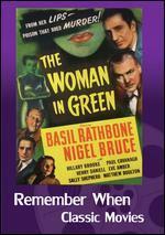 The Woman in Green / Secret Weapon