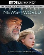 News of the World 4k Ultra Hd + Blu-Ray + Digital-4k Uhd
