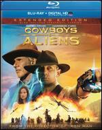 Cowboys & Aliens [Includes Digital Copy] [UltraViolet] [Blu-ray] - Jon Favreau