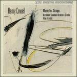 Cowell: Music for Strings - Eileen Swanson (viola); Frank Avril (oboe); Marjorie Kransberg-Talvi (violin); Ruth Sereque (viola);...