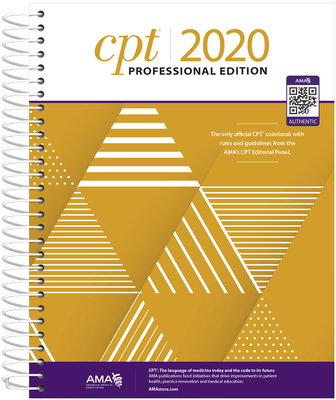 CPT Professional 2020 - American Medical Association