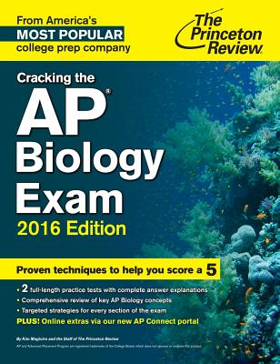 Cracking the AP Biology Exam - Princeton Review