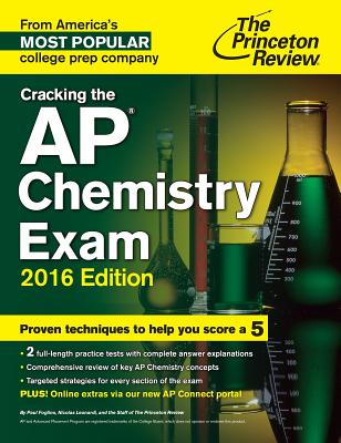 Cracking the AP Chemistry Exam - Princeton Review
