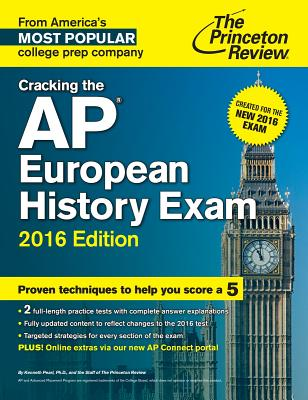 Cracking the AP Statistics Exam, 2016 Edition (College Test Preparation) by Prin