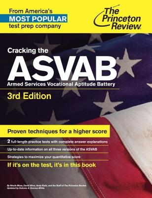 Cracking the ASVAB - Princeton Review