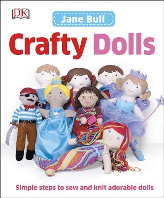 Crafty Dolls - Bull, Jane