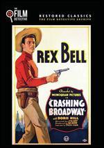 Crashing Broadway - J.P. McCarthy