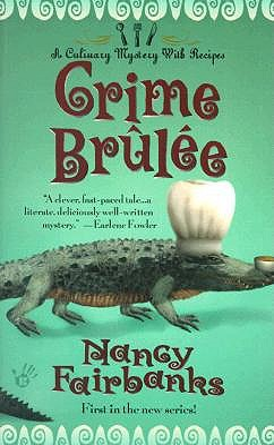 Crime Brulee - Fairbanks, Nancy