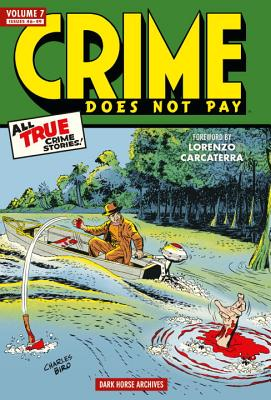 Crime Does Not Pay Archives Volume 7 - Various