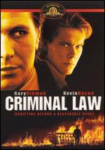 Criminal Law - Martin Campbell